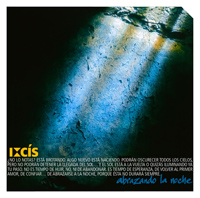 """Portada del disco """"Abrazando la noche"""" (2010). Fuente: www.sanviator.net"""
